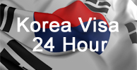 Korea Visa 24 Hours